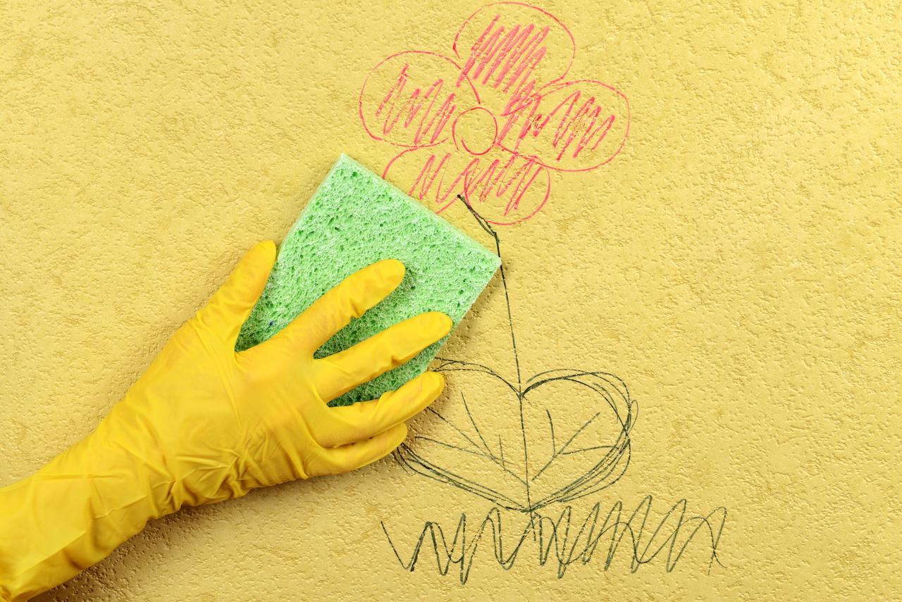 Wandanstriche Auf Die Richtige Wandfarbe Kommt Es An Maler